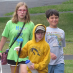 Blind or Visually Impaired – Youth (July 4-8, 2021)